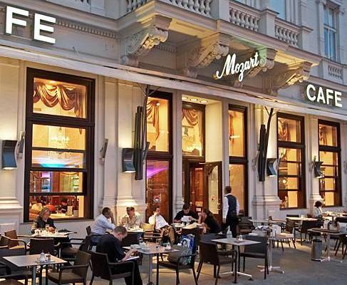 Cafe Mozart - dhig