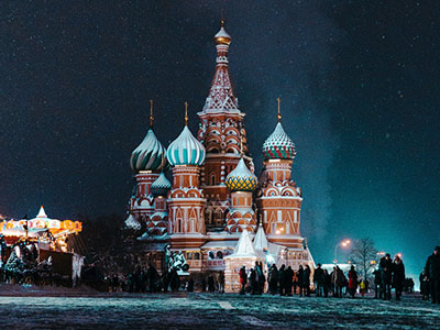 Moscow - dhig